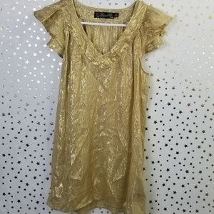 Forever 21 sparkly top